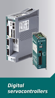 Digital servocontrollers